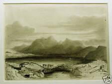 HANNAH CRESWICK ALBUM TWILIGHT LAKELAND PENCIL 1839