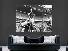 DIEGO MARADONA 1986 MEXICO WORLD CUP FOOTBALL   IMAGE LARGE IMAGE GIANT POSTER