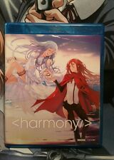 Harmony Anime DVD+Blu-ray R1 Funimation