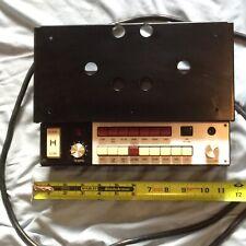 Hammond Organ Rhythm 11 Drum Machine Complete Unit Worked when pulled sold as is