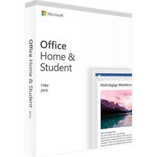 *PROMO* OFFICE 2019 HOME & STUDENT PER MAC VERSION - LIFETIME VL ESD DIGITAL