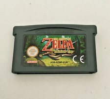 Legend of Zelda Minish Cap Cartridge Card for Game Boy Advance GBA SP NDS NDSL