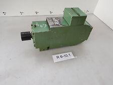 Perske DVMS 609/4, Fräs-Spindelmotor 0,75 KW, 165 Volt, 300Hz,Drehzahl 8400 RPM