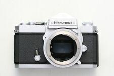 Nikon Nikkormat FT, A-Zustand!