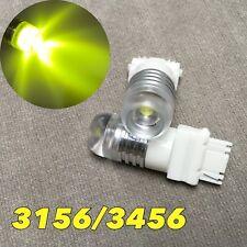 Rear Signal Amber 5W SMD LED Bulb T25 3156 3456 W1 For Chevrolet GM JA
