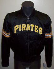 Woman's PITTSBURGH PIRATES Satin Jacket by STARTER Original MLB S, M, L, XL, 2X