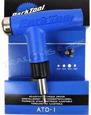 Park Tool ATD-1 Adjustable 4 4.5 5 5.5 6Nm Bike Torque Wrench w/ 3 4 5mm Hex T25