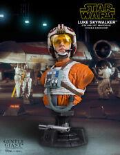 Star Wars Episode IV Bust 1/6 Luke Skywalker X-Wing Pilot 40th Anniversary SDCC