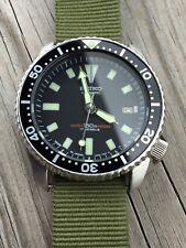 Seiko 7002 Diver Watch 7002-700J Vintage