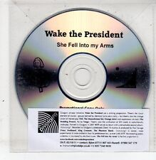 (ET832) Wake The President, She Fell Into My Arms - 2011 DJ CD