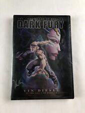 The Chronicles of Riddick - Dark Fury (Dvd, 2004, Ws) New Sealed