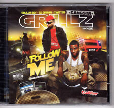 Soulja Boy - Follow Me CD (DJ Drama, Gangsta Grillz)