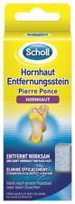 Scholl Hornhaut Entfernungsstein Hornhautstein Hornhautentfernung rauhe Haut