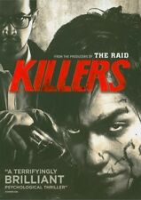 Killers (DVD, 2013) New Asian Drama
