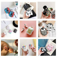 For Air Pod Apple Airpods Fall Strap Halter Clip Parfüm Cover Case Schutz