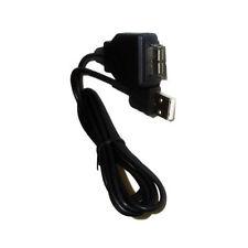 HQRP Cable USB para Sony VMC-MD2; Cyber-shot DSC-H20, DSC-H55, DSC-HX1, DSC-HX5V