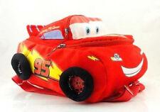 2016 New McQueen Cars plush cartoon school bag children backpack  bag