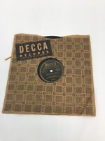 """Fred Waring Pennsylvanians LP 10"""" Record This Is My Father's World Decca USA"""