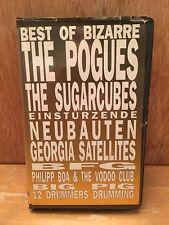 The Best of Bizarre: Loreley Open Air Festival [VHS 1990] Pogues Sugarcubes