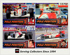1995 Adelaide Grand Prix Trading Cards POLE POSITION Full Set(10)-Ultra Rare!