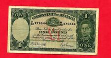 1927 ONE 1 POUND COMMONWEALTH OF AUSTRALIA FIN/VF H/20/-276844