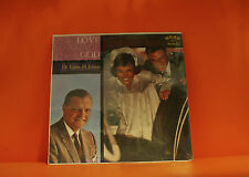 DR. LOUIS H. EVANS - LOVE MARRIAGE AND GOD - WORD - SEALED - VINYL LP RECORD -Q