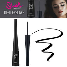 Sleek Makeup Dip It Eyeliner Long Lasting Liquid Fast Dry Eye Liner Black