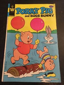 Porky Pig#100 Awesome Condition 7.0(1981) Wow!!
