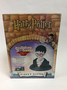 HARRY POTTER 3D LAYERED SCULPTURED PUZZLE - 1000 PIECE - RARE PIECE. Unused