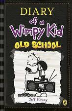 Diary of a Wimpy Kid: Old School by Jeff Kinney (CD-Audio, 2015)