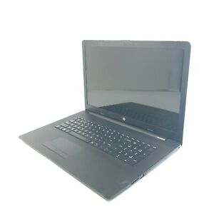 """HP 17-ak014na 17.3"""" Laptop AMD A6-9220 Radeon R4 2500MHz 4GB DDR4 1TB HDD Webcam"""