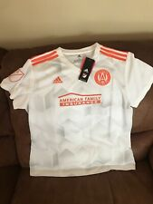 Adidas Atlanta United Fc MLS Soccer Jersey NWT Size XL Womens
