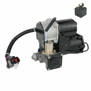 Air Suspension Compressor Pump For Hitachi Fits Range Rover Sport Discovery 3&4