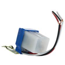 Photoswitch Control Home Garden Photocell Lamp Sensor Auto Switch Street Light