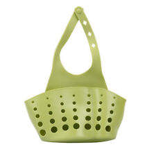 New listing Portable Home Kitchen Hanging Drain Bag Basket Bath Storage Tools Sink Holder*