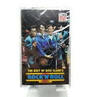 The Best of Dick Clark's Rock 'n Roll Era by Time Life Music Cassette Tape NEW