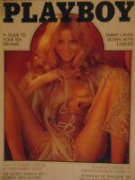 Playboy February 1976 | Laura Lyons Marisa Berenson