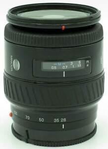 Minolta AF 28-105/3.5-4.5 - analog + digital -  auch Sony A -