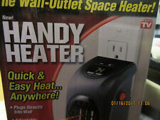 Handy Heater 350 watts Wall Heater Bathroom, Rv, Garage, Camper & More