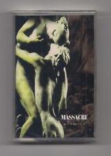 MASSACRE - Promise SEALED cassette Earache - Napalm Death, Godflesh, Carcass