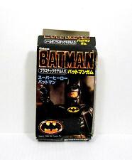 DC Comics BATMAN Model Kit by Kabaya 1989 Japanese Gum Toy