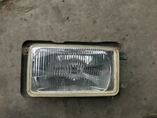 VW JETTA MK1 HELLA FRONT LEFT HEADLIGHT HEAD LIGHT WITH FRAME