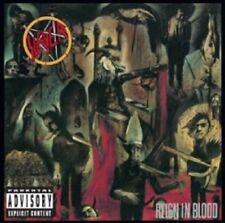 SLAYER - REIGN IN BLOOD  CD HEAVY/THRASH METAL HARD ROCK NEU