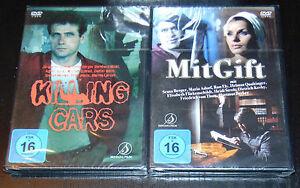 2 DVD `s : MitGift und Killing Cars Mario Adorf Senta Berger NEU OVP