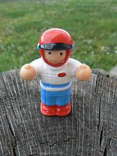 NUOVO WOW Toys Lewis The Racer Mini action figure pilota