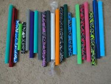 """23 Rod Building Wrapping colored camo foam handles 18"""" and under"""