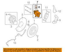 FORD OEM 2016 Explorer Rear-Brake Disc Caliper FB5Z2553A