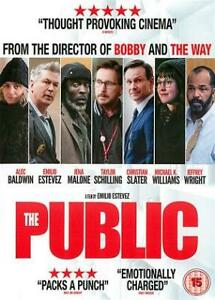 The Public DVD (2018)
