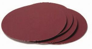 V753225 Abrasive Discs With Closing IN Velcro From Ø 75 MM Grain 320 Pieces 25