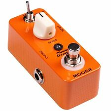 Mooer Ninety Orange Phaser Guitar effects Vintage modern true bypass pedal